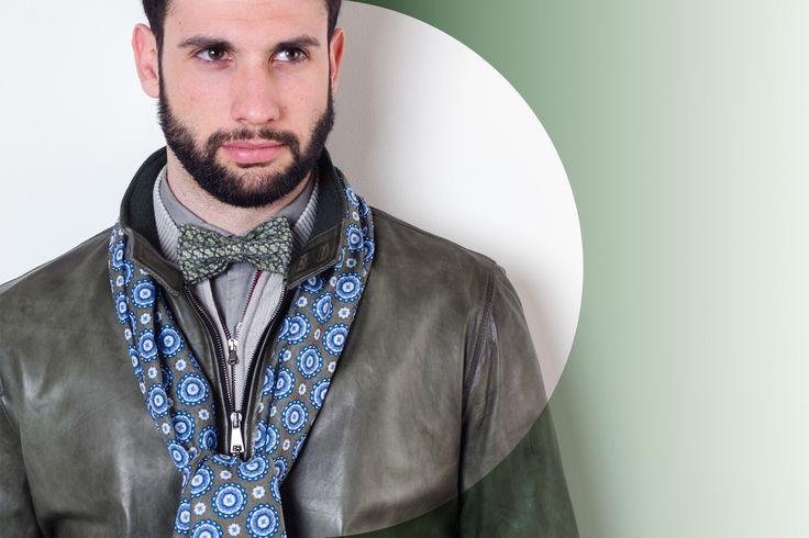 #rionefontana #fashion #social #blog #Italian #Style #leather #jacket #giubbotto #pelle #Volfagli #scarf #RioneFontana #made #Italy #papillon #BowTie #Fefè #fashionman #outfit #inspiration #how #dress #shopping #online #store#negozio #uomo #man #Treviso #Mestre #Montebelluna #Veneto #Italia #new #collection #SS17 #PE17 #primavera #estate #spring #summer