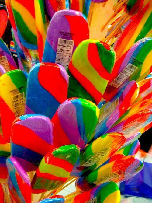 Rainbow Sweetness of Colours ❤