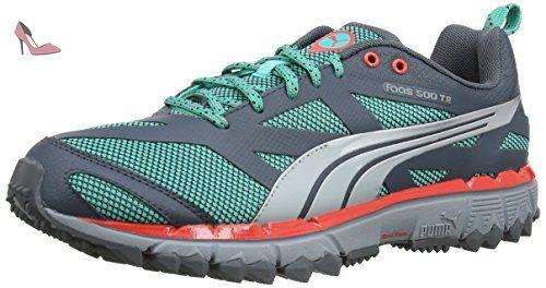 Vert pool Tr Puma Chaussures Green Homme De Trail 500 Faas qO48nOU0