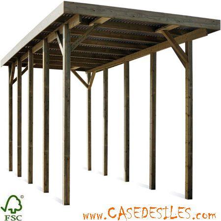 25 best ideas about carport bois on pinterest carport. Black Bedroom Furniture Sets. Home Design Ideas