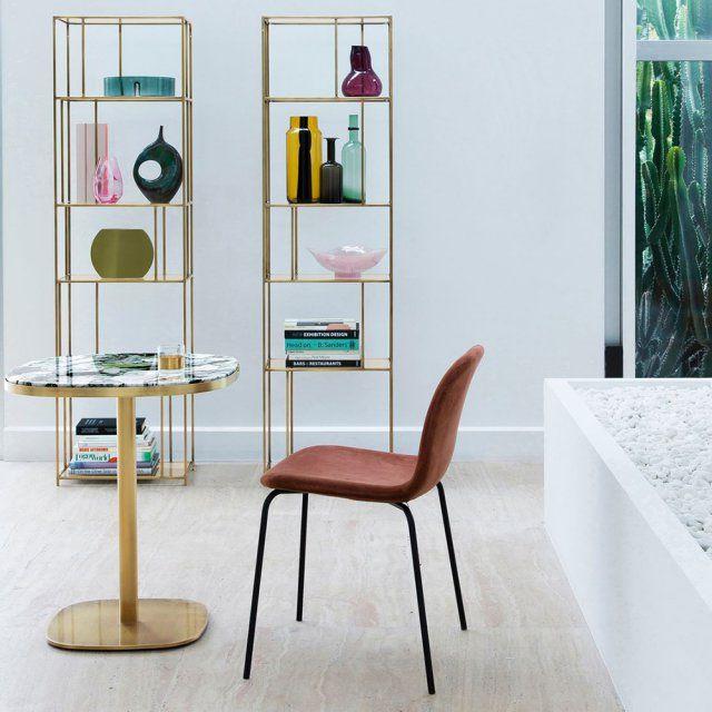 les 25 meilleures id es de la cat gorie table bistrot marbre sur pinterest restaurant. Black Bedroom Furniture Sets. Home Design Ideas