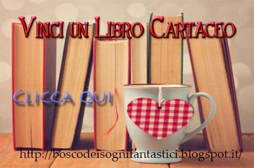 Bosco dei Sogni Fantastici: Contest di Compleanno - Vinci un Libro Cartaceo