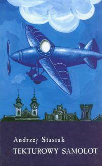 Tekturowy samolot