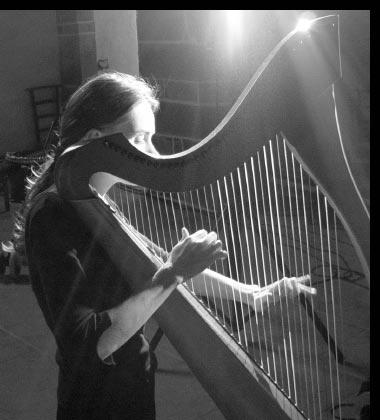 Gwenael Kerléo - Harpe celtique