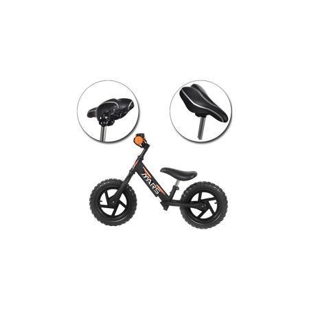 - Беговел, черный, NEW MARS  — 5280р. -------------------------- Для малышей от трех до пяти лет специалисты создали велобег - заменитель двухколесного велосипеда.  Это велосипед - без педалей и цепи, он учит в первую очередь держать равновесие, на нем ребенок не сможет сильно разогнаться. На велобеге очень комфортно ездить благодаря продуманному размеру колес, их размер точно вымерен для того, чтобы обеспечить устойчивость на поворотах. С помощью велобега ребенок будет также развивать…