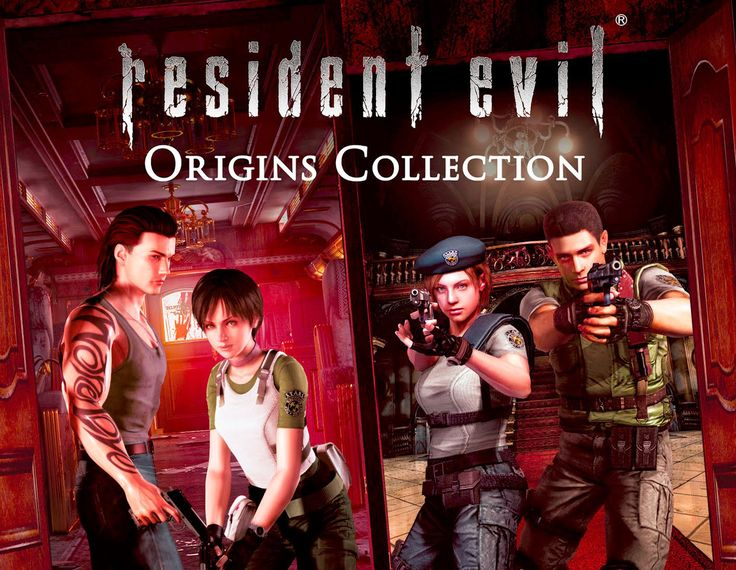 Capcom anuncia coletânea Resident Evil Origins Collection com os remakes de Resident Evil HD e Resident Evil 0 num só disco, inclui novo modo com Wesker.