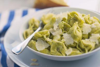 37 Italian Ravioli, Tortellini, and Stuffed Pasta Recipes