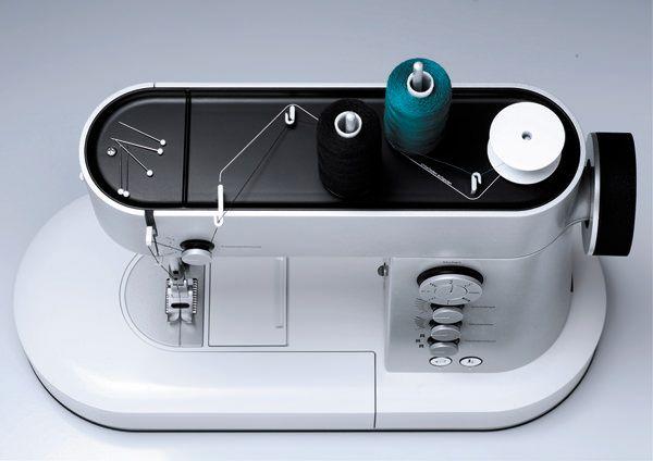 Thesis la machine coudre connect e par susanne eichel for Machine a coudre 3d