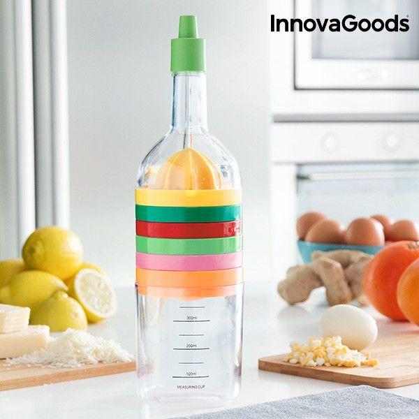 #Flasche mit #Küchenutensilien 8 in 1 (8 Stück) #Küche #Gadgets #Trend #Praktisch