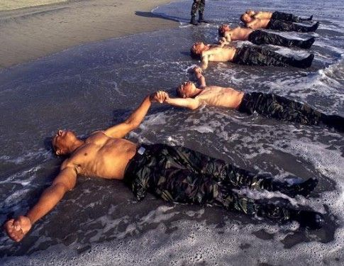 Navy Seals training.  @Ian, get ready for this. U.S. Military Prayer Requests: ValorPrayers@icloud.com Ephesians 6:18