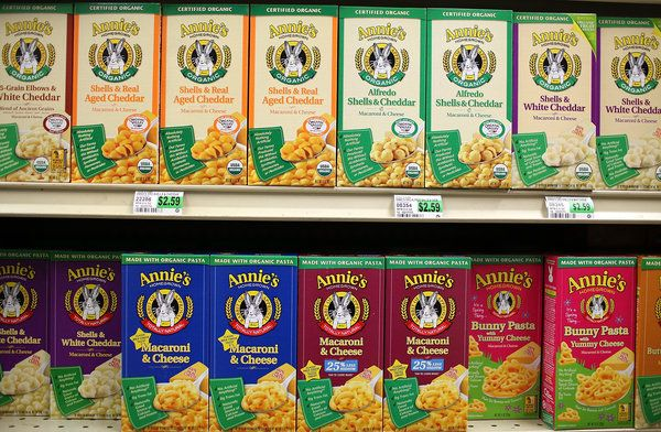 General Mills to Buy Annie's for $820 Million in Cash - NYTimes.com