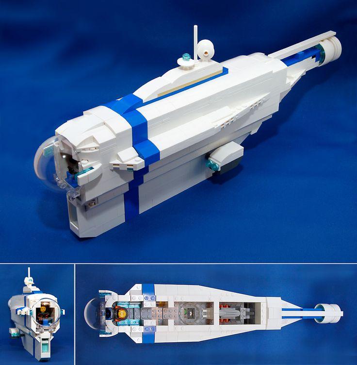 Steam コミュニティ :: :: LEGO Cyclops Submarine