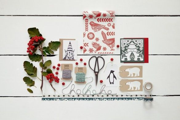 Etsy Christmas Animal Magic. Styling by Knot & Pop