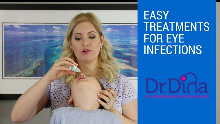 How to Give Your Child Eyedrops | DrDIna.ca