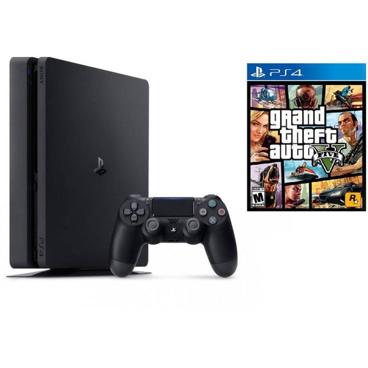 Buy Sony PS4 1TB Slim Console with GTA V Game Bundle only $299  Today You can buy Sony PS4 1TB Slim Console with GTA V Game Bundle only $299 at Walmart store. This product is being trending now with discounted price.  Buy Now only $299. Limited Offer!  About this products  Brands: Sony  Models: SNY-KT-1TB-GTAV  Today Price: $299  Ratings: of 5 stars  All new lighter slimmer PS41TB Hard DriveAll the greatest games TV music and more.GTA V Bundle  The post Buy Sony PS4 1TB Slim Console with GTA…