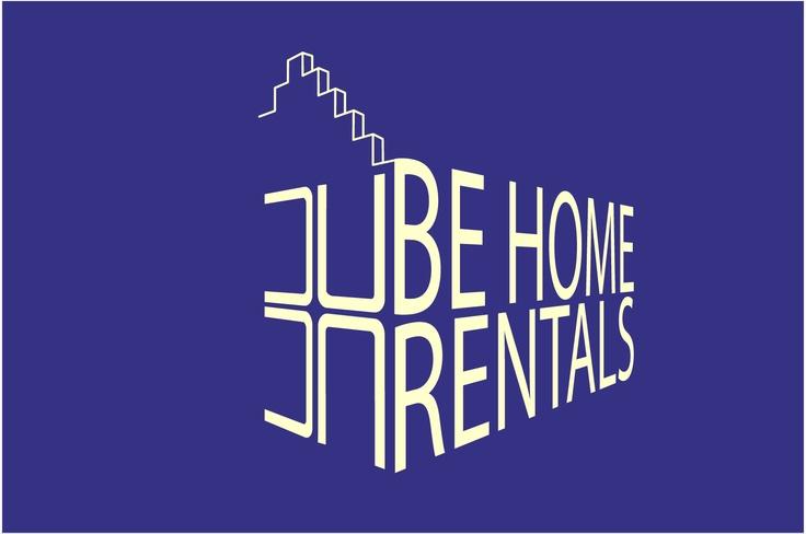 Logo voor onroerend goed verhuursbedrijf