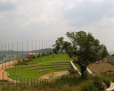 The Freedom Park_S'khumbuto, Pretoria, South Africa