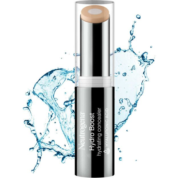 Neutrogena Hydro Boost Hydrating Concealer has an outer ring that blurs out your imperfections, while the inner circle revives dry skin. | 31 New Beauty Products You Should Try, Like, ASAP