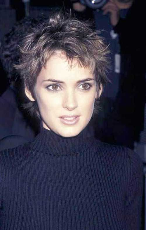 23.Messy Pixie Hairstyles                                                                                                                                                                                 More