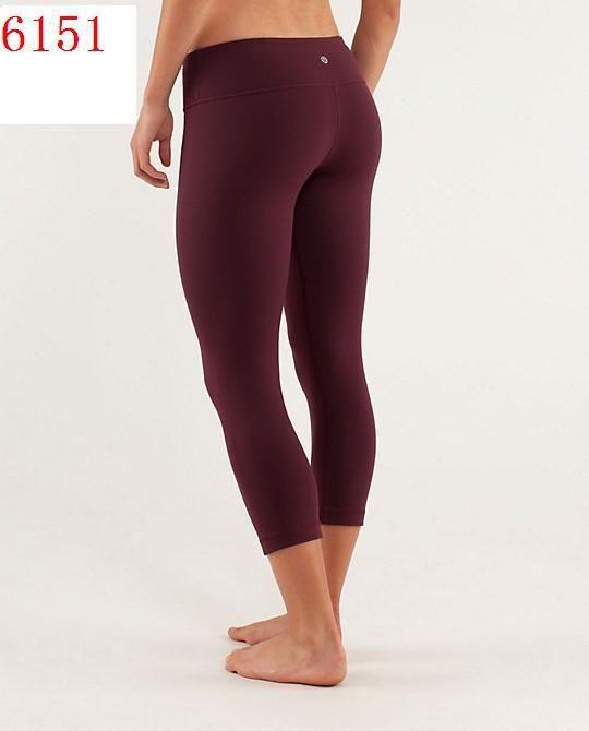 Wholesale retail New designer brand LULULEMON pants Cheap Yoga lulu lemon clothing Size 2 4 6 8 10 12 black lulu lemon pants-in Pants & Capris from Apparel & Accessories on Aliexpress.com