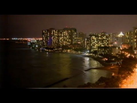 awesome Weather Videos - Tsunami Warning: 7.7 Earthquake Causes Extreme Weather in Hawaii #Weather and  #News