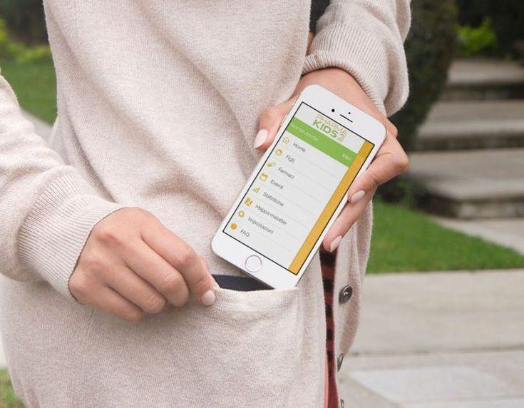 L'app per gestire la salute dei figli (e ridurre gli sprechi)