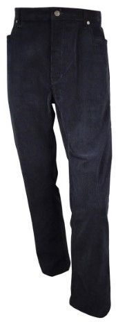 Polo Ralph Lauren Men's Straight-Fit Stretch Corduroy Pants (42x30, Polo Black)
