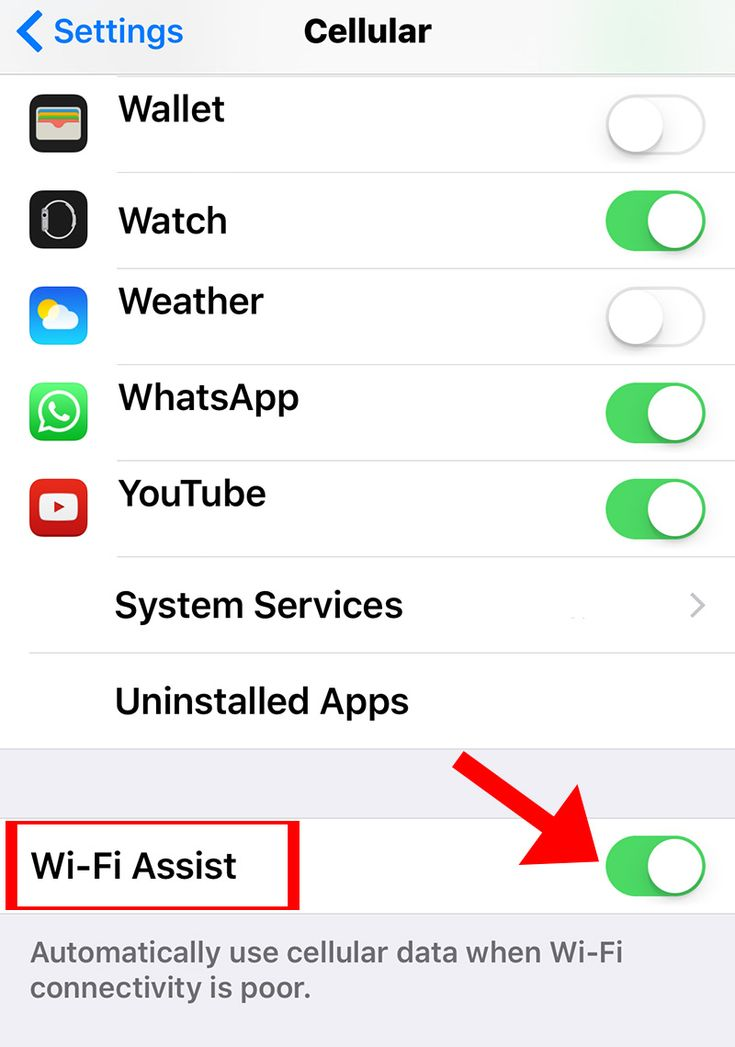 This New iPhone Feature Will Double Your Bill. Here's How To Turn It Off. If you have an iPhone, make sure you check this out!