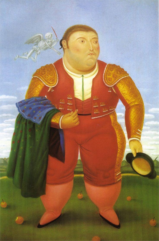 M s de 1000 im genes sobre botero en pinterest for Pintor y muralista colombiano