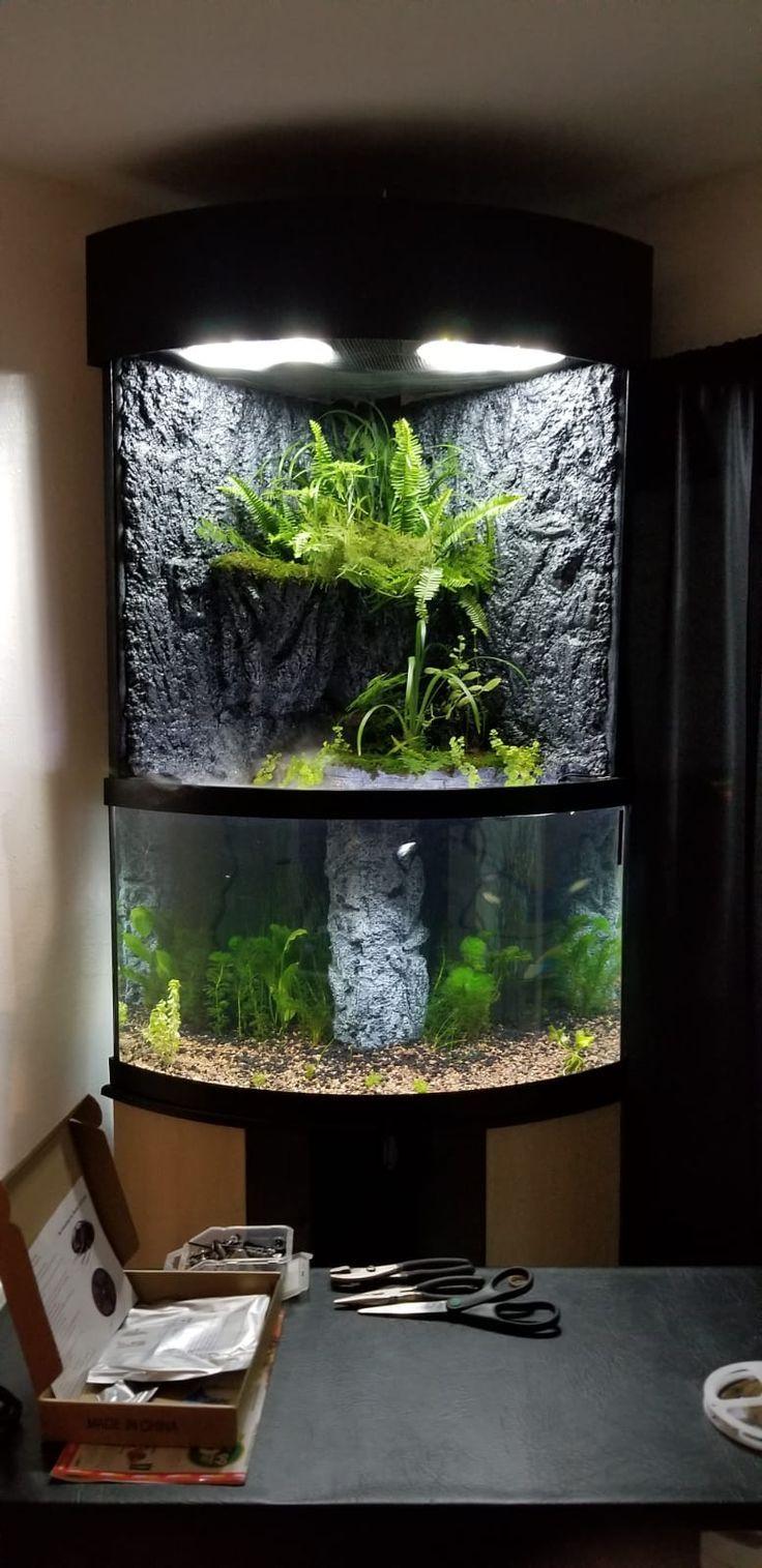 Ultimate Diy Led Aquarium Lighting Setup For Cheap Bantam Earth Aquarium Lighting Led Aquarium Lighting Led Diy