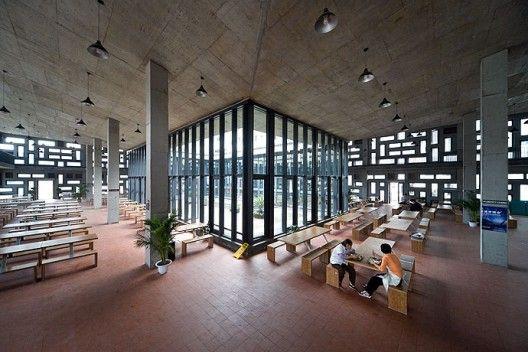 New Academy of Art in Hangzhou / Wang Shu, Amateur Architecture Studio; http://www.archdaily.com/211941/2012-pritzker-prize-wang-shu/