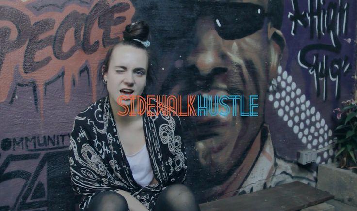 Sidewalk Hustle TV: An Interview with MØ