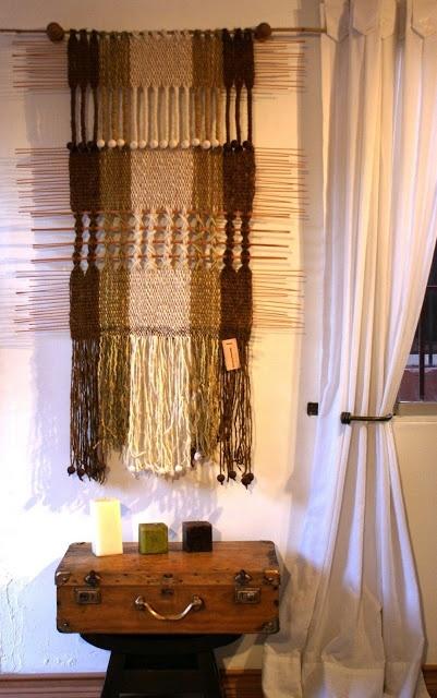 Telaresytapices......arte textil....: .....Tapices del Terracota....
