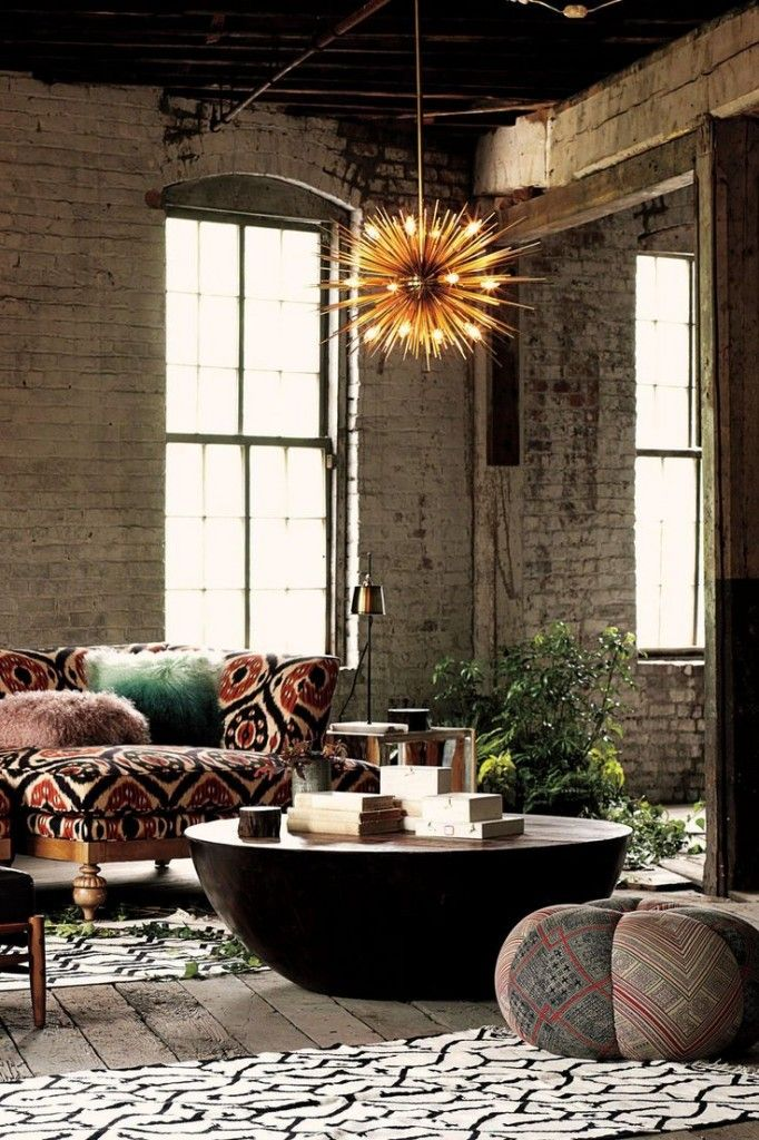 Loft Interior Design Inspiration | Loft Interiors | Feng Shui Design | The Tao of Dana