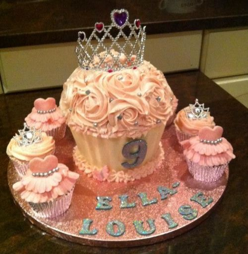 Prince Crown For A Cake