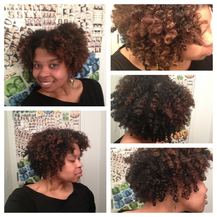 Cantu Customer Testimonial: One of my best twist outs! Used coconut oil on my scalp, Cantu Shea Butter Leave In Conditioner & African Shea Butter to seal in the moisture.