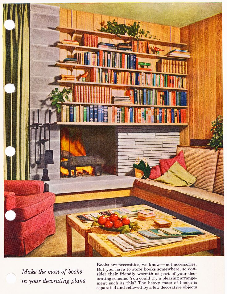 Better Homes Gardens Decorating Book 1956