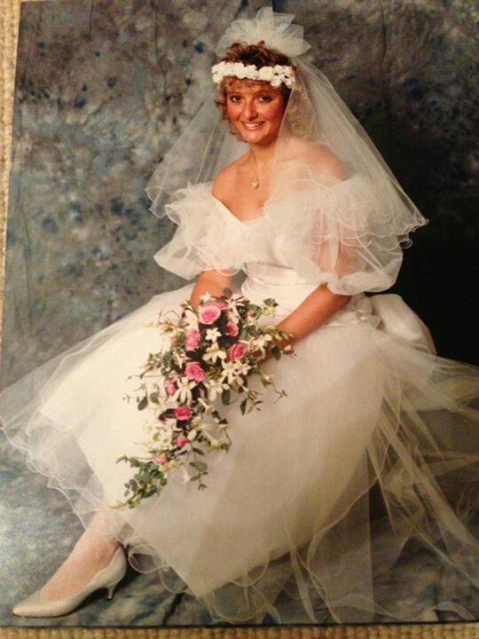 71 Best 1980s Wedding Dresses Images On Pinterest