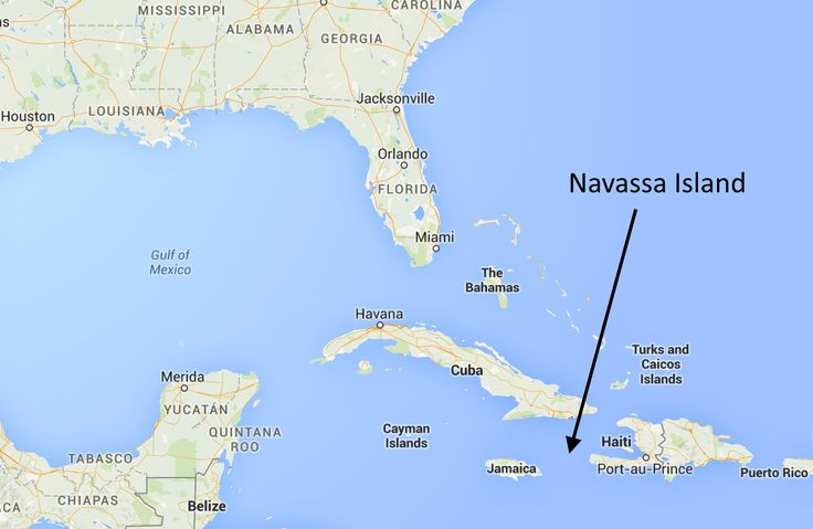 navassa island Map | What's All the Fuss About K1N? - The KØNR Radio Site