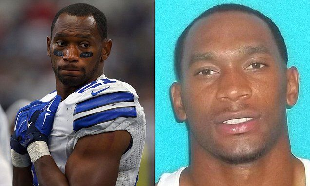 Twenty-four-year-old former Dallas Cowboys star Joseph Randle of Wichita was booked in the early hours of Sunday morning, with a bond set at $150,000.