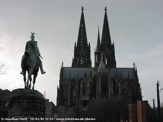 Pictures From Cologne Germany | jstottphotography.com: Cologne, Germany - Cologne Cathedral