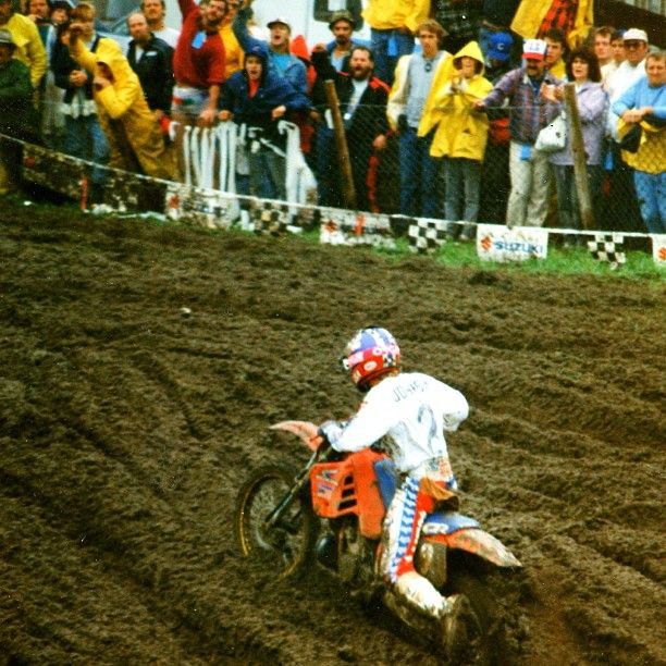 93 Best Ricky Johnson Images On Pinterest Vintage Motocross