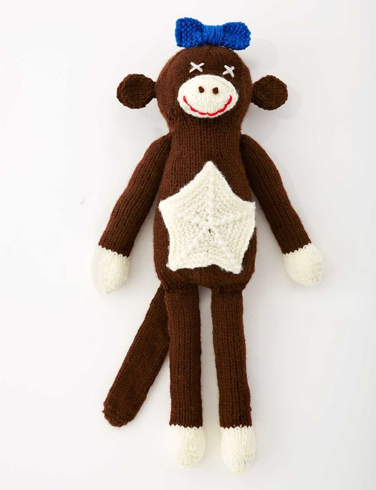 99 best stuffed animals knit and crocheted images on Pinterest ...