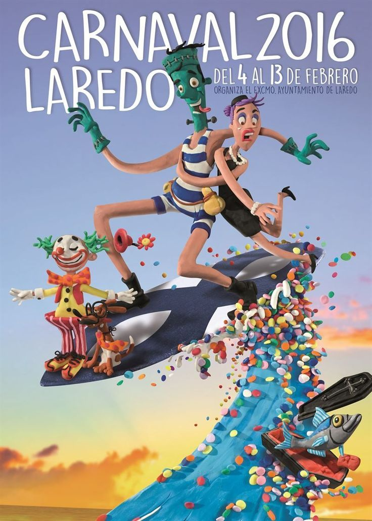 Carnaval en Laredo - Turismo de Cantabria - Portal Oficial de Turismo de Cantabria - Cantabria - España