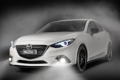 Для Mazda 3 выпустили официальный спортивный комплект Kuroi http://carstarnews.com/mazda/3/201410297