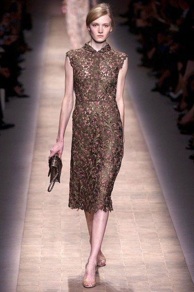 410138afde294 Valentino Spring 2013 Ready-to-Wear Fashion Show in 2019 | valentino ...
