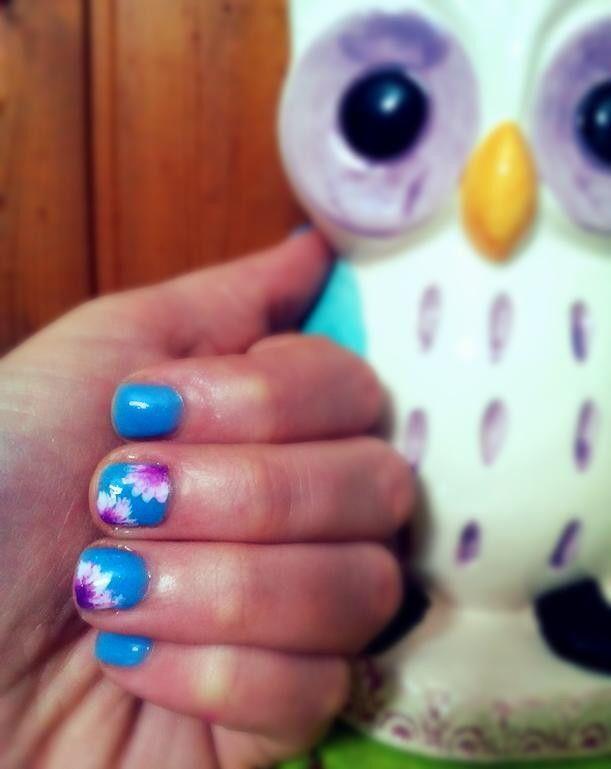 #nails #art #gufo