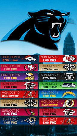 1000 ideas about panthers schedule on pinterest - Carolina panthers mobile wallpaper ...