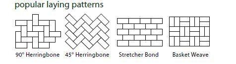 pattern from herringbone