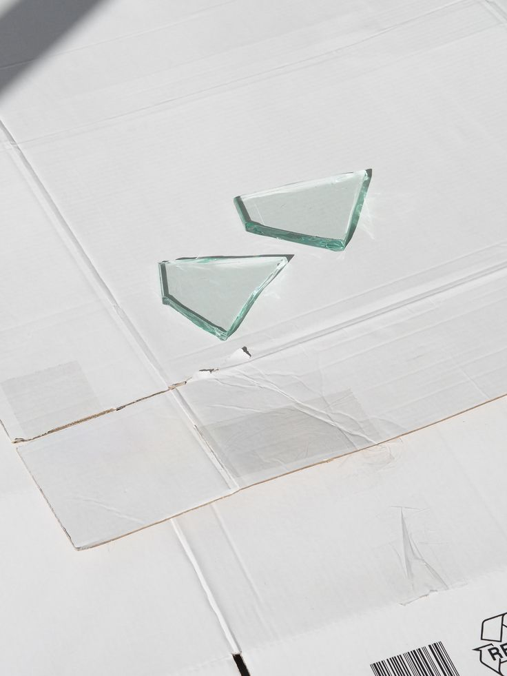 Fracture Coasters by Aetelier